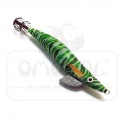 OMOROL® Calypso Egi (# TIGER CAMO GREEN)