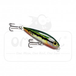 """OMOROL® Trout Snack 55S """"lipless"""" (# VAIRON)"""
