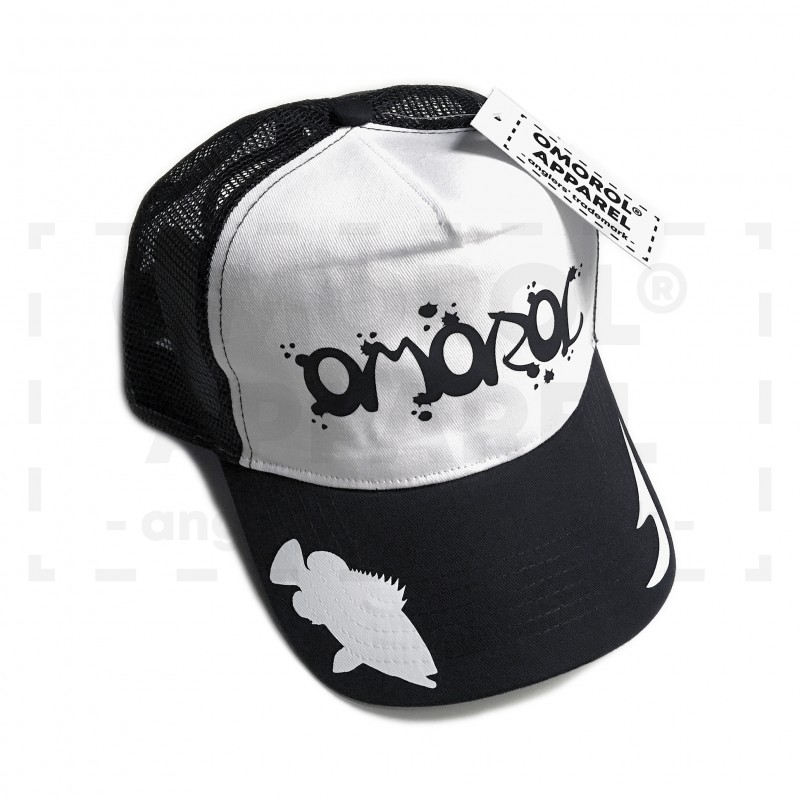 "OMOROL® ""Grouper"" Trucker Hat"