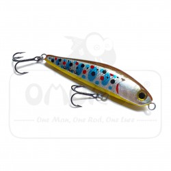 "OMOROL® Trout Snack 80S ""lipless"" (# FARIO)"